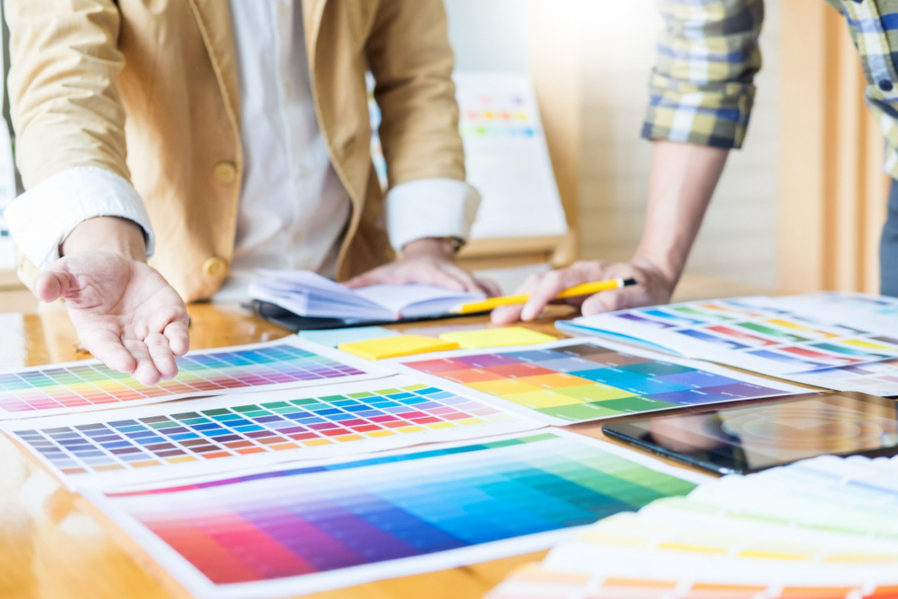 The Power of Colour in Brand Strategy - izest Marketing