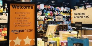 Amazon Four Star Store - eCommerce Trends 2019