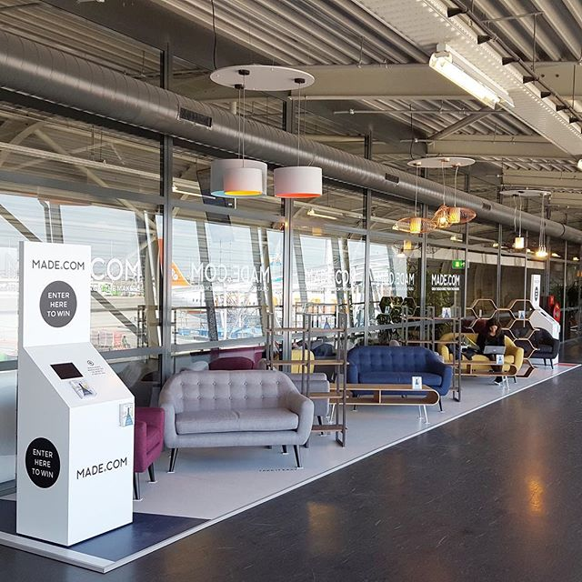 AIRPORTS: The Ultimate destination for Brand Activations?