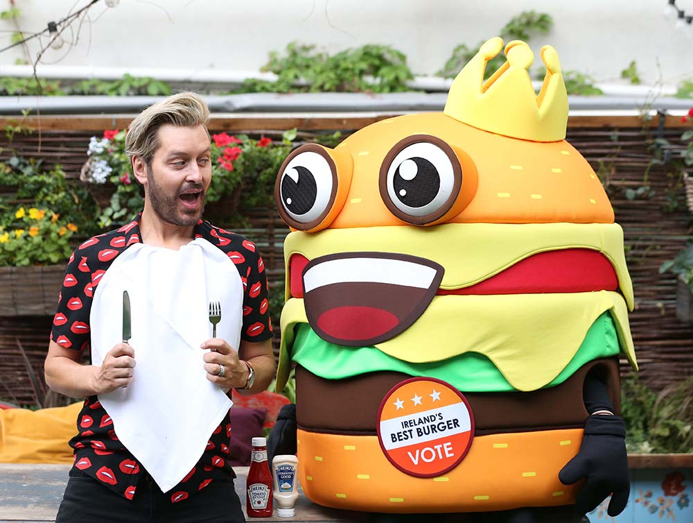 National Burger Day Event 2019
